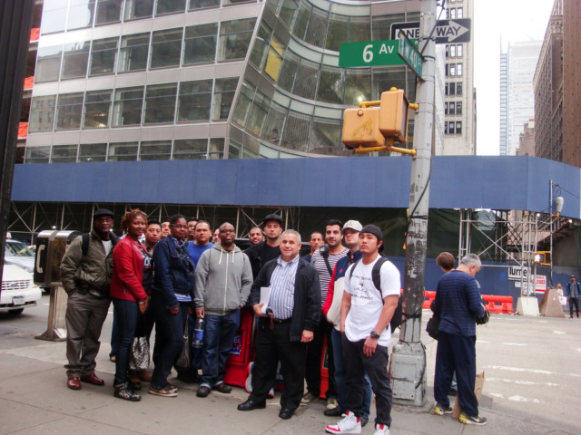 Construction project management certificate real estate classes october 2014 broadway leather art and hines building malvernweather Choice Image